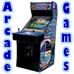 Radio KeysDAN Arcade Games