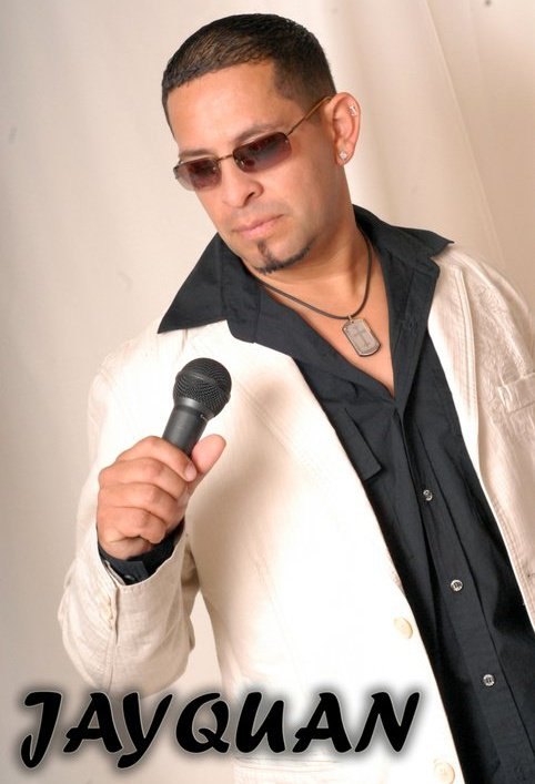 Featured Artist - Jayquan - Jayquan has always had a passion for music. Being surrounded by entertainers all his life, Jayquan got his first taste of the business hanging around with his mother, who was a dancer for the legendary Tito Puente, and his father who was lead singer of a Doo-Wop group called The Emeralds.
