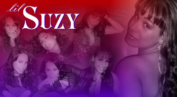 Featured Artist - Lil' Suzy - Suzanne Casale Melone aka Lil' Suzy is highly regarded as one of the top freestyle singers and is popular for various club hits such as 'Take Me In Your Arms', 'When I Fall In Love' and 'Can't Get You Out of My Mind''. She was named Billboard magazine's Best New Dance Artist in 1992. She currently tours the country performing all of her popular hits. She also performs with Angel the Original Cover Girl and Lisette Melendez under the name of S.A.L. Search the playlist under 'L' and click it to play it. The Music You Want is on Radio WHAT at http://www.radioWHAT.com/.