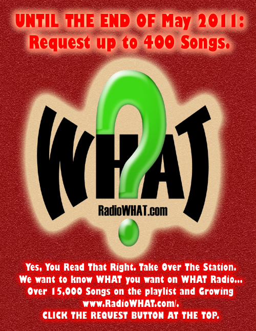 Request up to 400 Songs May2011