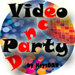 KeysDAN Video Dance Party