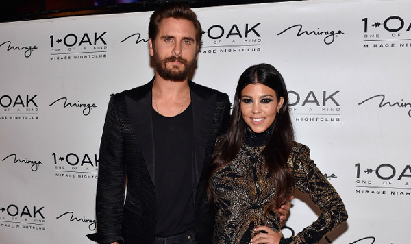 REPORT: Kourtney Kardashian Dumps Scott Disick For Hard-Partying Ways
