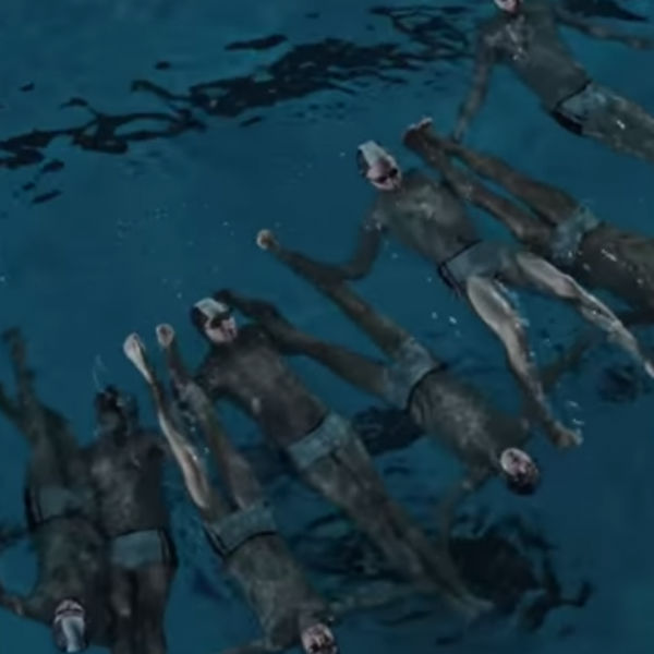 WATCH: Champion Synchronized Swimmers Try to Do Routine Drunk