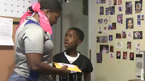WATCH: Mom Pranks Son On His 8th Birthday